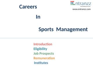 107.Careers In Sports Management.pptx