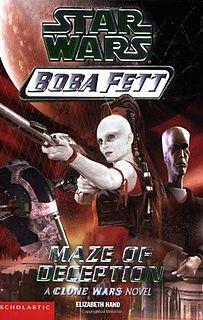 Star Wars - 088 - Boba Fett 03 - Maze of Deception - Elizabeth Hand & Peter Bolinger.epub
