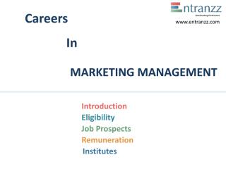 79.Careers In MARKETING MANAGEMENT.pdf