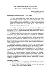 Uma Janela Para o Evangelho de João [Encontro 2].pdf