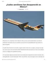 ¿Cuáles aerolíneas han desaparecido en México_.pdf