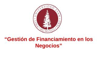 Gestion de Foinanciamiento.ppt