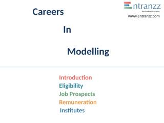 90.Careers In Modelling.pptx