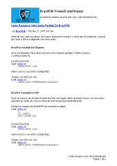Como recuperar uma senha perdida.pdf