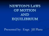 NEWTON'S LAWS OF MOTION BSBio.pdf