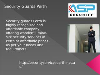 security guard perth.pptx