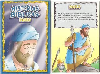 Histórias Bíblicas - Paulo.doc