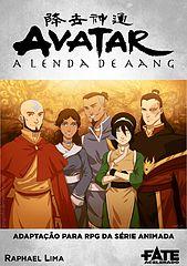 Fate Acelerado_ Avatar - A Lend - Raphael Lima.epub