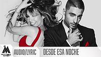 Thalia ft. Maluma - Desde Esa Noche (Cover Audio)  Video Lyric (1).mp3