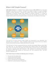 SAP Simple Finance Online Training Course Pune PDF.pdf