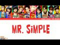 Bora cantar Mr. Simple_ - Super Junior (Legenda Si(MP3_128K).mp3